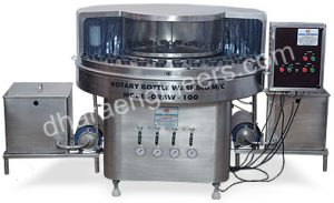 rotary bottle washer machine in india