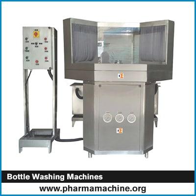 Bottle Washing Machines Manufacturer