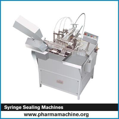 Syringe Sealing Machines